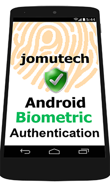 Android Biometric Fingeprint Authentication