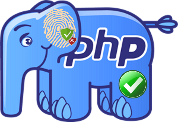 PHP Biometric Authentication