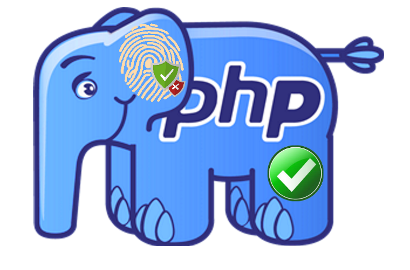 PHP Web Biometric Authentication