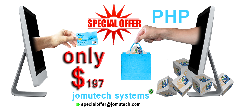 Special offer for Simple PHP Web Biometrics Fingerprint Authentication