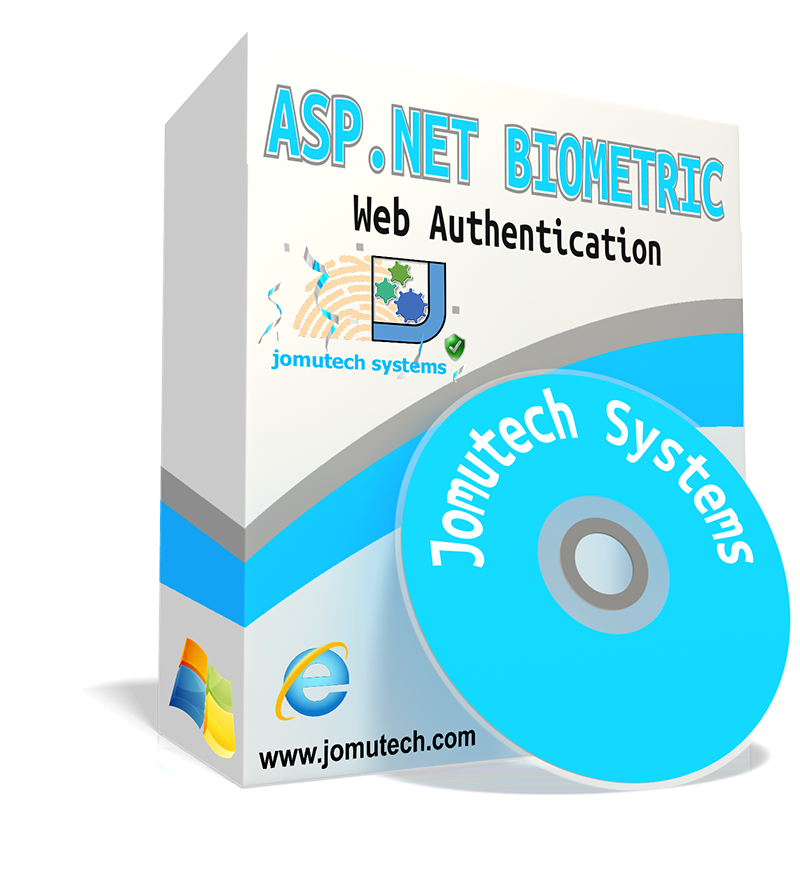 ASP.NET Web Biometric Authentication and Integration Software Pack
