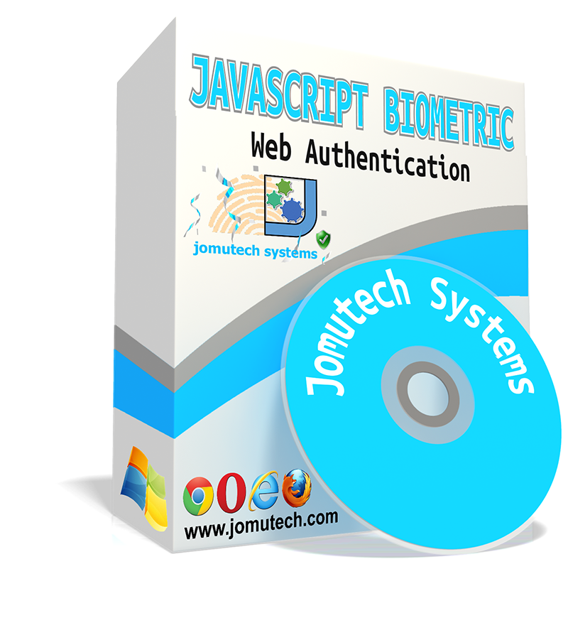 JavaScript Web Biometric Authentication and Integration Software pack