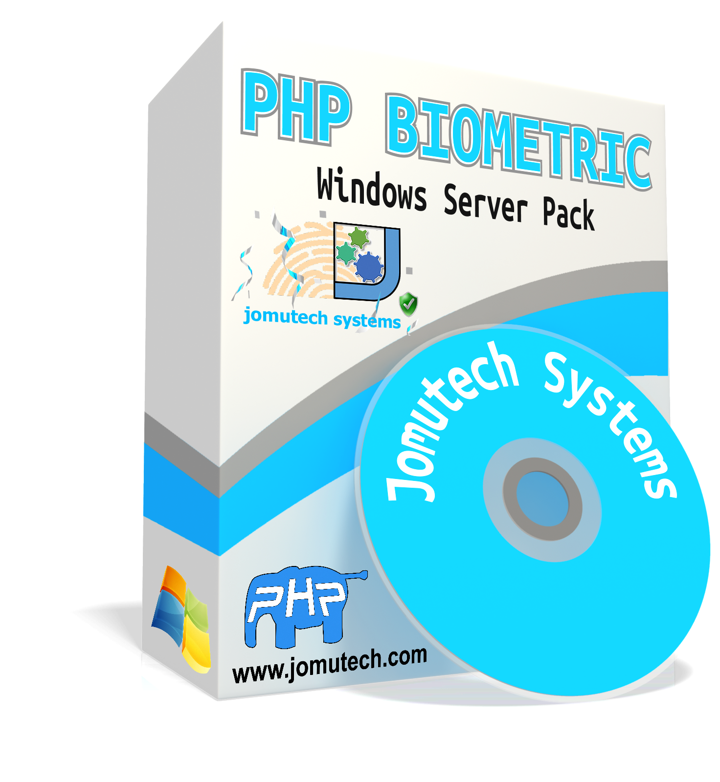 PHP Web Biometric Server