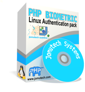 PHP Linux Biometric Authentication Software Pack