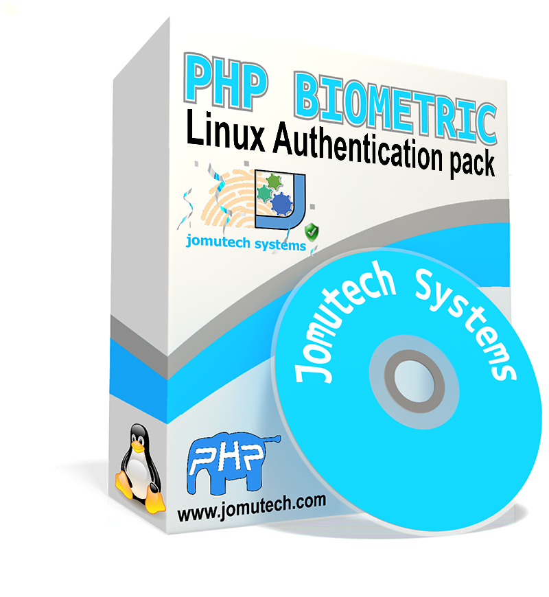 PHP Linux Biometrics Authentication Software Pack
