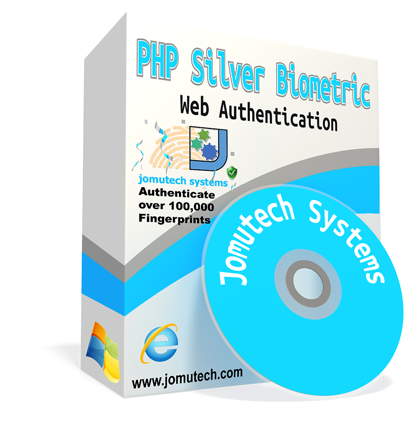 PHP Web Biometric Authentication Silver PACK