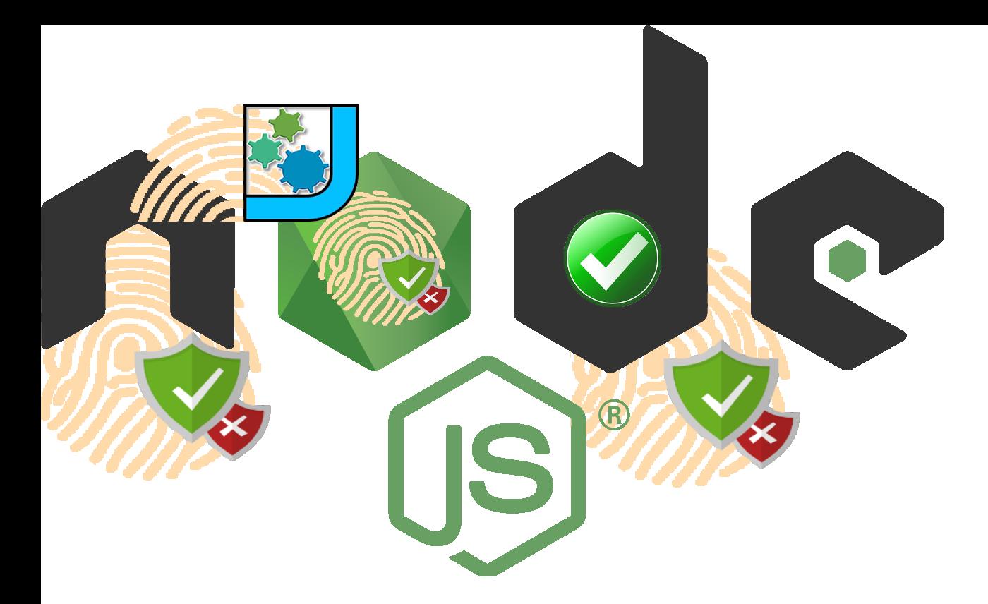 NodeJS Biometric Authentication