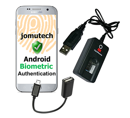 Android Biometric Fingerprint Authentication Accessories